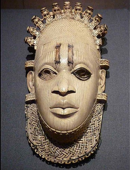 Royal Mask, 16th c. Benin