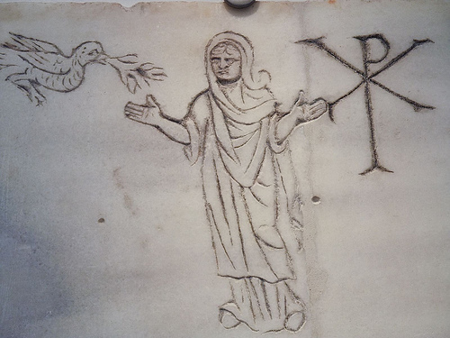 Early Christian Funerary Art