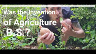Was the Invention of Agriculture B.S.?