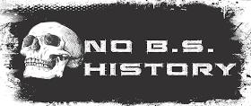 No B.S. History Logo